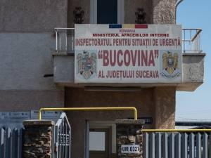 """Inspectoratul pentru Situații de Urgență """"Bucovina"""" al județului Suceava"""