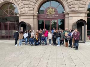 """Elevi și profesori de la Colegiul Militar """"Ștefan cel Mare"""" din Câmpulung Moldovenesc, într-un schimb de experiență în Bulgaria"""