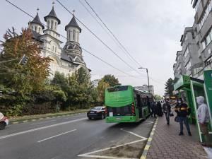 Stația TPL de pe Mărășești, vizavi de Catedrală, prima care va fi dotată cu sistem e-ticketing și monitorizare
