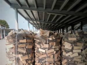 Romsilva anunță suplimentarea cu peste 700.000 metri cubi a cantităților de lemn de foc care vor fi vândute direct populației