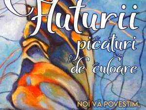 """""""Fluturii - picături de culoare"""",  proiect educațional pentru preșcolari și elevi"""