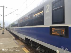 Trenul Iași-Timișoara Nord
