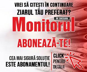 Abonamente Monitorul de Suceava