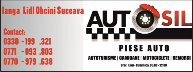 AUTOSIL Piese Auto
