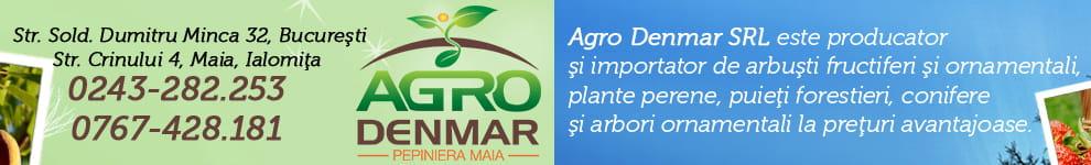AGRO DENMAR - Pepiniera Maia
