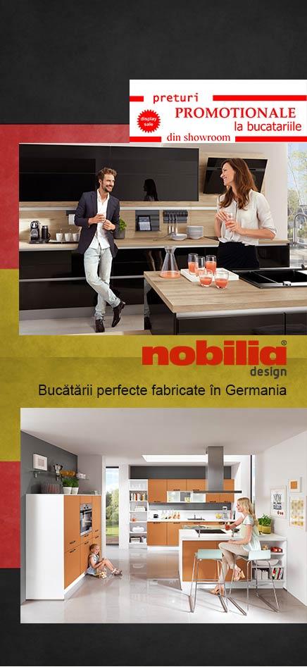 NOBILIA DESIGN - Bucatarii perfecte