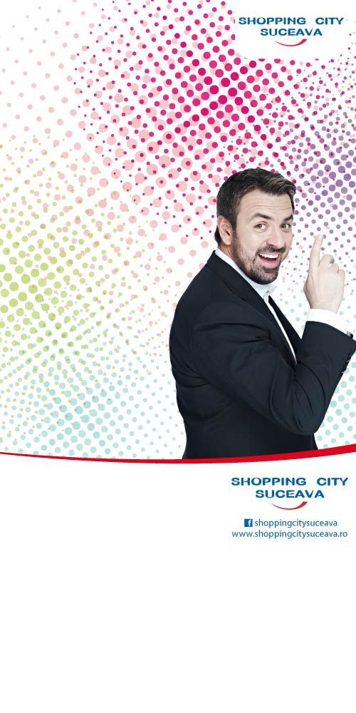 SHOPPING CITY SUCEAVA - Mega concert