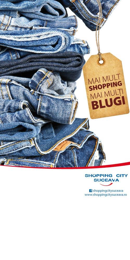 SHOPPING CITY SUCEAVA - Festivalul blugilor
