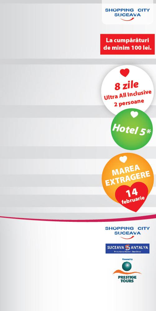 SHOPPING CITY SUCEAVA - Targul de Nunti Trend Mariaj