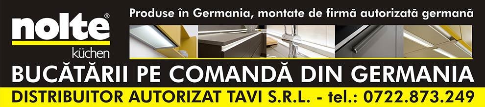 TAVI - Nolte - Bucatarii pe comanda din Germania