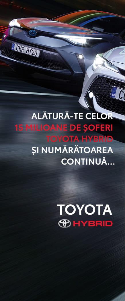 TOYOTA - Programul Rabla 2020