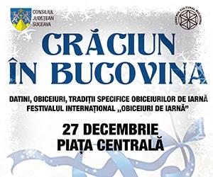 Craciun in Bucovina 2019