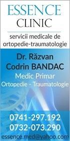 Essence Clinic - servicii medicale de ortopedie-traumatologie
