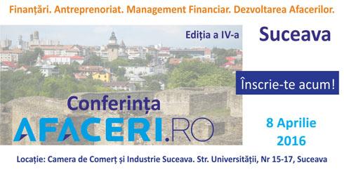 Conferinta Afaceri.ro