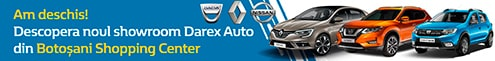 DAREX AUTO - Showroom Botosani