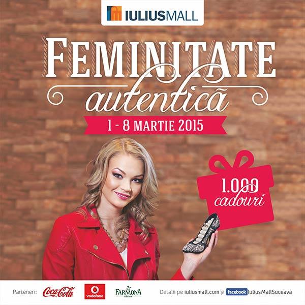 Iulius Mall : Feminitate autentica