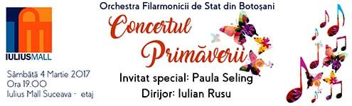 Iulius Mall - Concertul Primaverii