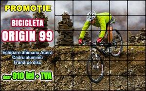 La Pedale Suceava - Promotie biciclete