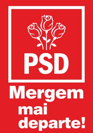PSD - Mergem mai departe!