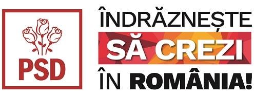 PSD - Indrazneste sa crezi in Romania