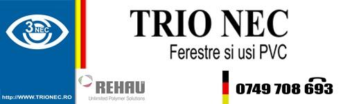 Trio Nec - Ferestre si usi PVC