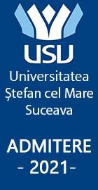 Admitere 2021 - Universitatea Stefan cel Mare Suceava