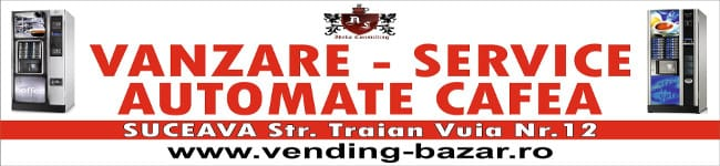 Vanzare Service Automate Cafea