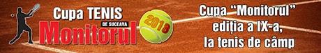 Cupa Tenis Monitorul 2018