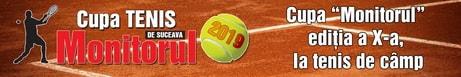 Cupa Tenis Monitorul 2019