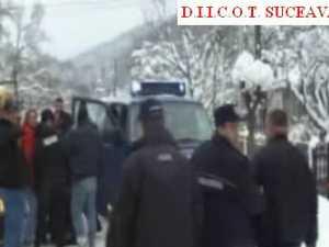 Ofiţeri de rang înalt din Ucraina, implicaţi în contrabanda cu ţigări de la Suceava