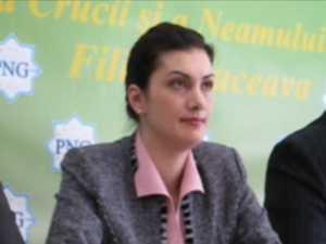 Mihaela Moroşanu candidează pentru Primaria Suceava