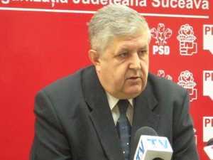 Flutur nu-şi doreşte preşedintia CJ Suceava
