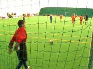 Mini fotbal pentru copii
