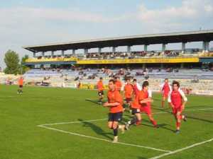 FC Cetatea Suceava - FC Barlad: 5 - 3