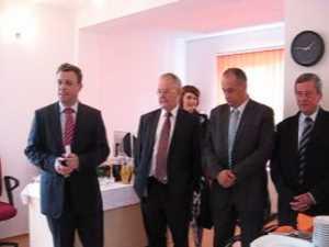 Firma IMS MAXIMS din Irlanda şi-a deschis filială la Suceava