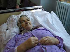 Pacienţi obligaţi să doarmă în acelaşi salon cu o persoană decedată
