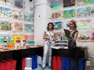 Carrefour a premiat, ieri, câştigătorii concursului de desene