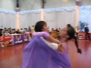 Festivalul Nationl de Dans Sportiv o reusita
