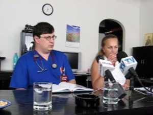 Patronul Spitalului Bethesda acuzat ca pune talpi Spitalului de Urgenta