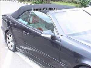 Şerşeniuc, reţinut de poliţie, la Buzău