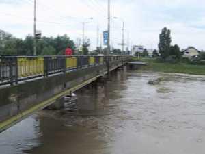 Debit maxim istoric al raului Suceava