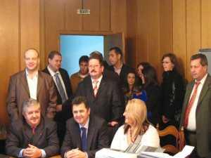 PSD, cu candidaţii la BEJ