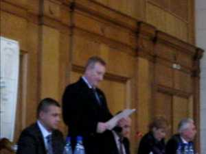 Ovidiu Doroftei este noul prefect al judetului