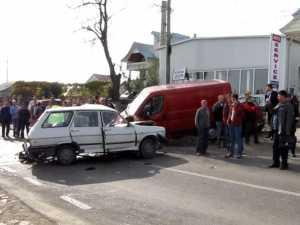 Două accidente mortale în mai puţin de 24 de ore