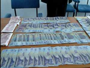 """""""Fabrică"""" de bani falşi, falimentată de poliţiştii de la Crimă Organizată"""