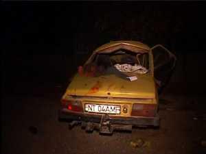 Accident grav, provocat de un tânăr fără permis de conducere