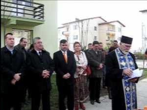 Inaugurarea unui loc de joaca modern in cartierul ANL