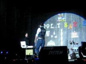Muzica de club cu DJ David si Dony la Balul Bobocilor