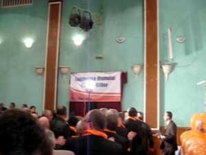 Dumitru Pardau si-a prezentat obiectivele pentru un nou mandat