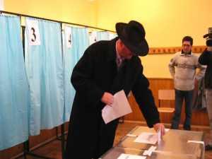Onofrei, un vot jos palaria